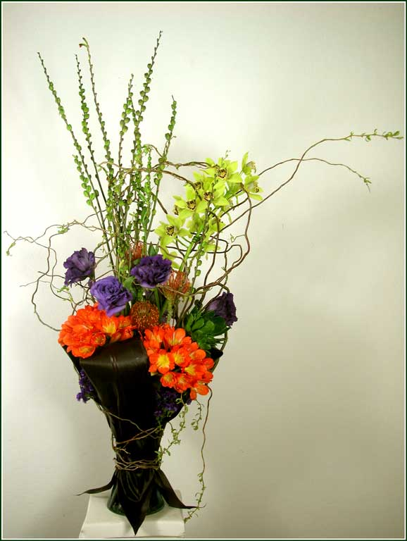 Floral Celebration of Life ~ Memorial Bouquet