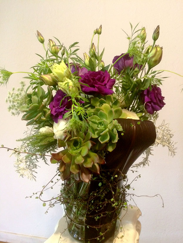 Flower arrangements by yukiko same day delivery near me