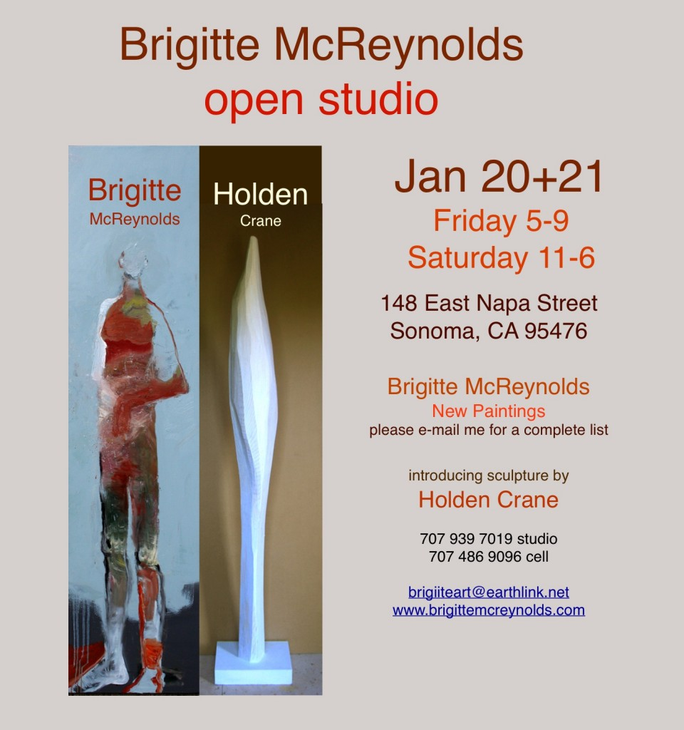 open studio sonoma jan 20-21 wood sculpture