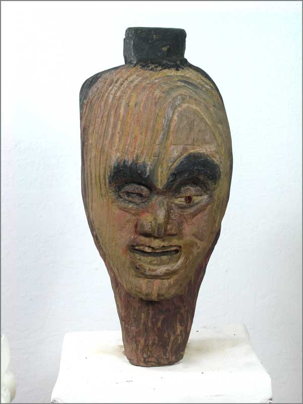 Nara Fugitive mask